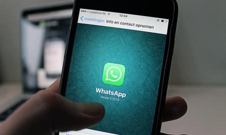 O WhatsApp não é recomendado para o comandante-em-chefe. Foto: Anton/Pexels