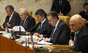 Comparando com a decisão que permitiu levar Lula à cadeia, só Moraes mudou de time. Foto: Nelson Jr./SCO/STF