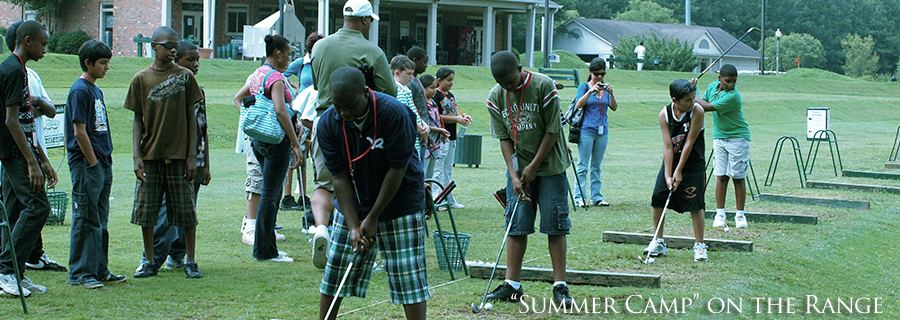 Summer Camp on the Range