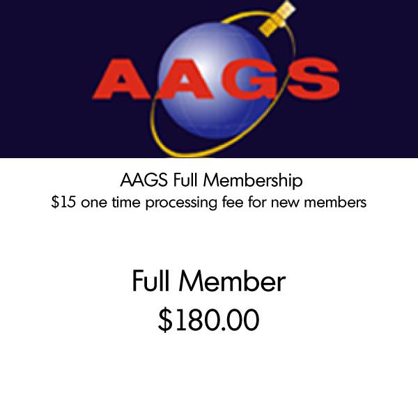 AAGS Full Member