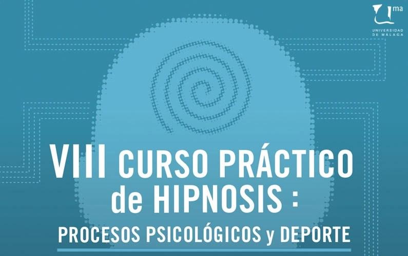 VIII Curso práctico de hipnosis: Procesos psicológicos y deporte