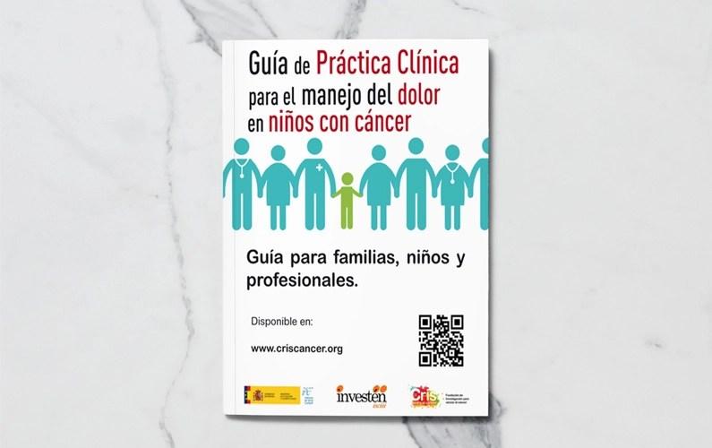 Guía de Práctica Clínica para el manejo del dolor en niños con cáncer