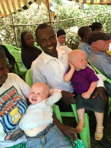 Helping Kids with Albinism in Uganda: AAH and the Asante