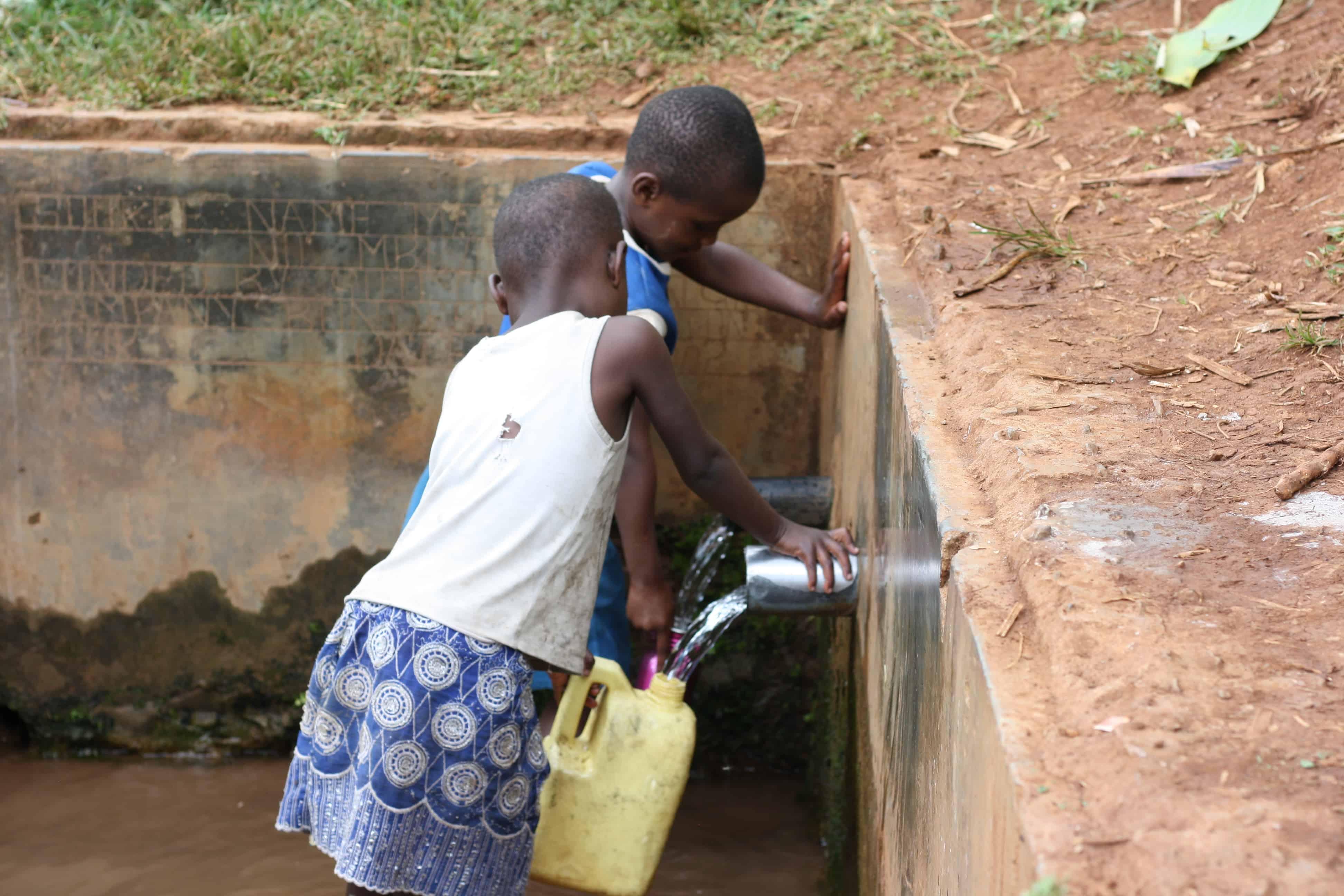 Bringing Water Home