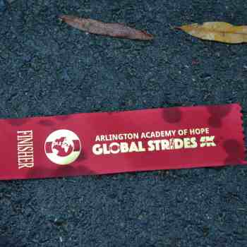 global strides ribbon