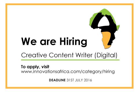 Creative Content Writer (Digital)