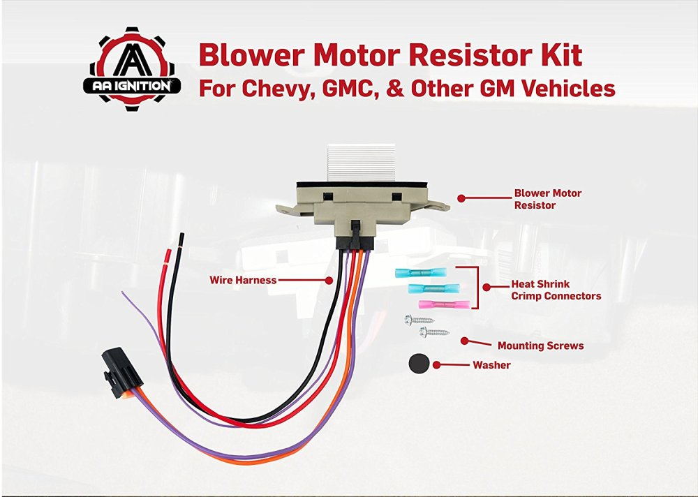 medium resolution of aa ignition products 1 new blower module