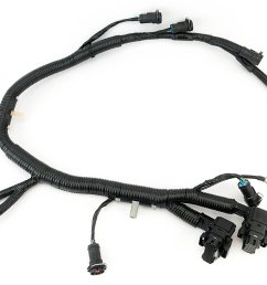 fuel injector control module ficm harness this wire harness connects the fuel injectors on your 6 0 powerstroke diesel engine to the ficm module  [ 1500 x 1001 Pixel ]