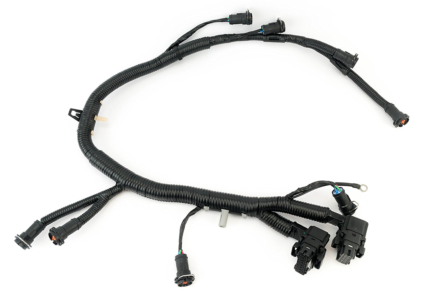 hight resolution of fuel injector control module ficm harness this wire harness connects the fuel injectors on your 6 0 powerstroke diesel engine to the ficm module