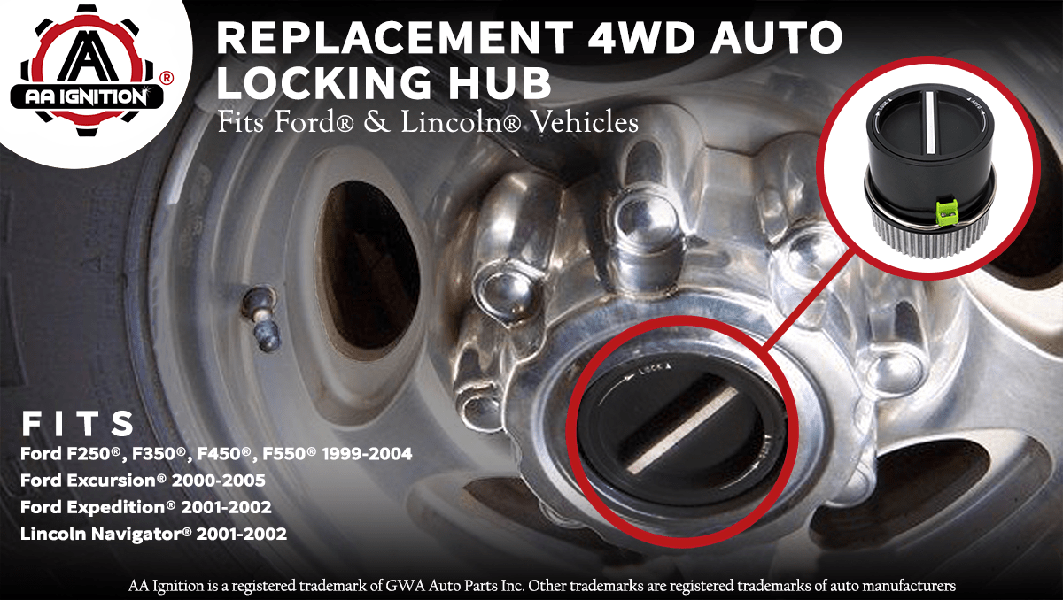 hight resolution of the term ford and other vehicle models are used only to identify the vehicles this 4 4 auto locking hub fits