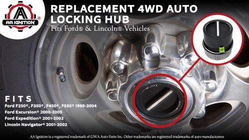 small resolution of the term ford and other vehicle models are used only to identify the vehicles this 4 4 auto locking hub fits