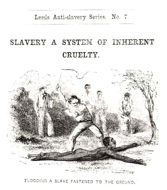 The Leeds Anti-slavery Series. Source: Library of Congress.