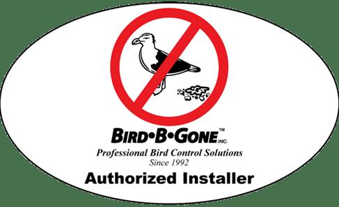 Pigeon control - bird-b-gone