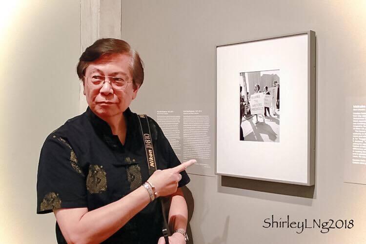 Photojournalist Corky Lee