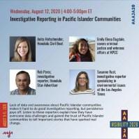 Investigative Reporting in Pacific Islander Communities