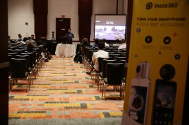 2017 AAJA Convention 360/VR Workshop - Sponsored by Insta360 at Loews Philadelphia Hotel. Photo by Alex Wong
