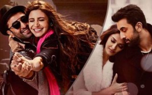 ranbir kapoor's second biggest hit film is ae dil hai mushkil