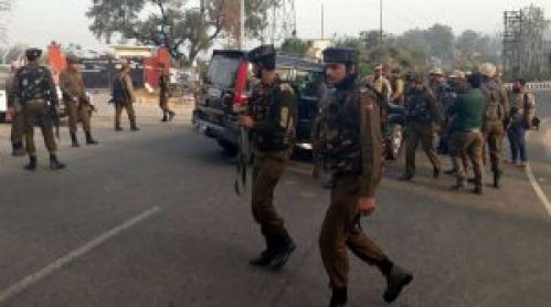 seven soldiers and two officers martyred in nagrota terrorist attack