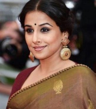 vidya balan could not eat paneer as she did not have change