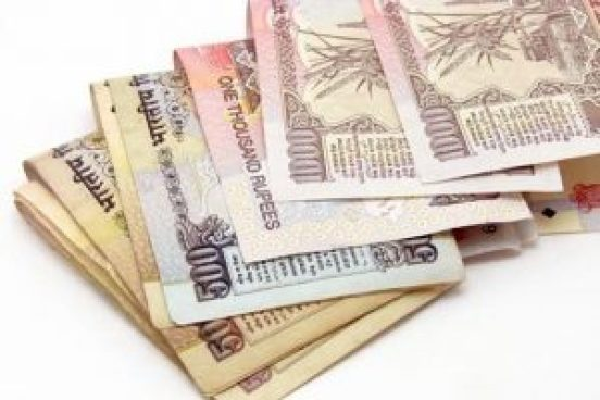 old notes worth more than 5000 rs can be deposited only once in a bank account