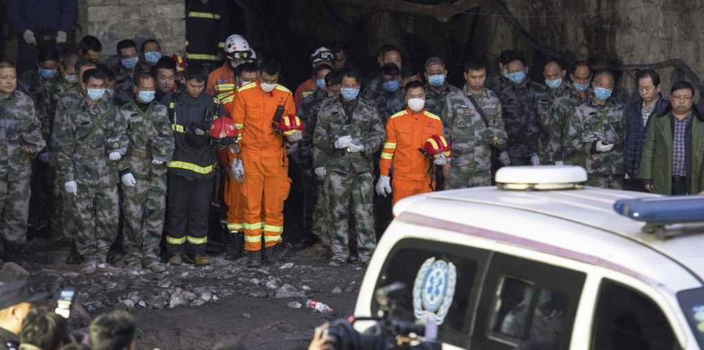 50 people killed due to explosions in two coal mines in china