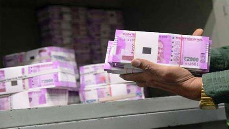 income tax department seized 2.25 crore rs new notes from bengaluru flat guarded by 2 dogs and a woman