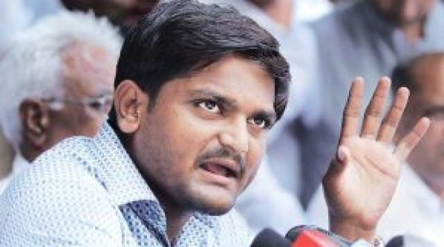 jaipur police not allowed hardik patel to enter jaipur city