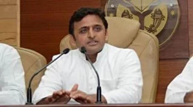 akhilesh yadav released samajwadi party manifesto