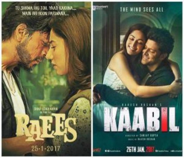 shah rukh khan tweeted that it would be good if the clash could have been avoided on release of raees and kabil together