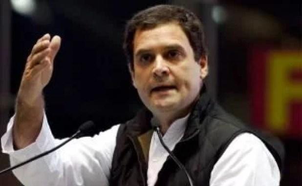 rahul gandhi at congress national convocation