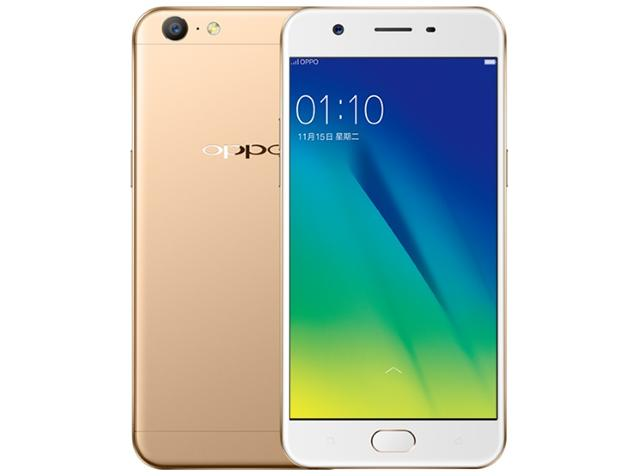 oppo launched its new smartphone a57 on friday