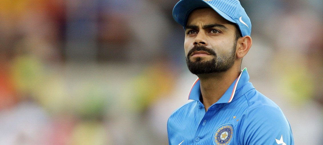 a book made virat kohli a successful cricketer