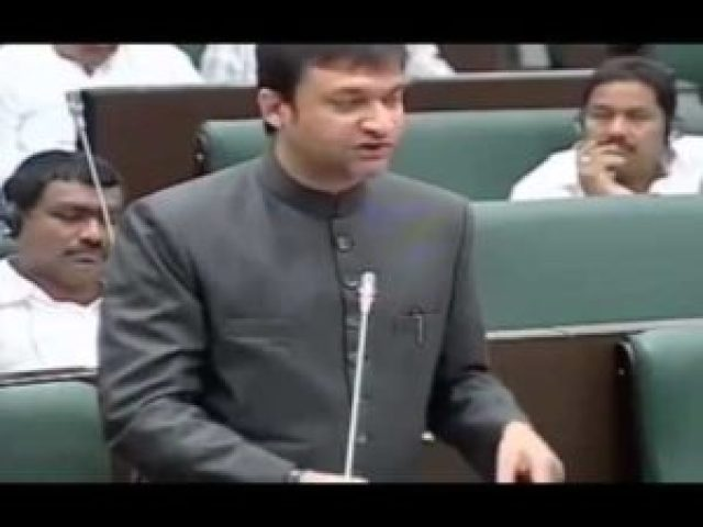 akbaruddin owaisi told such definition of leaders that you cannot stop laughing