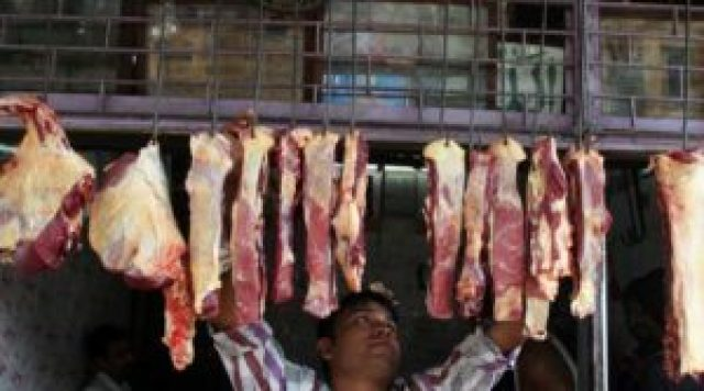 ateeq afzal arrested for sharing pic of a Monk who was buying meat