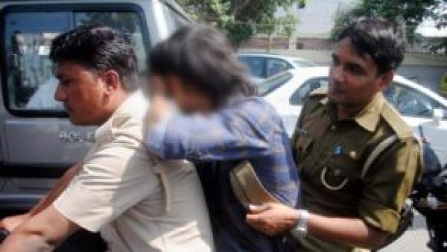 cops suspended in uttar pradesh as the were performing wrong practices in the name of anti romeo squad
