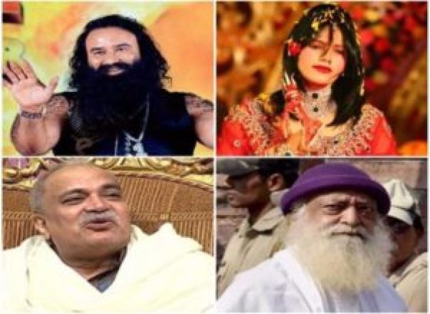 akhil bharatiya akhara parishad releases the list of fake babas