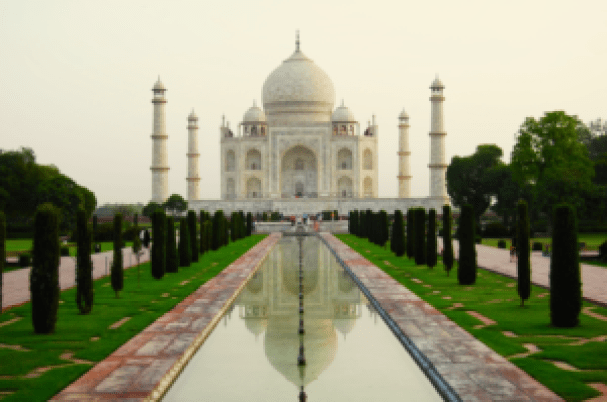 earnings from the taj mahal to indian government