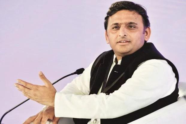 akhilesh yadav targets yogi government regarding taj mahal