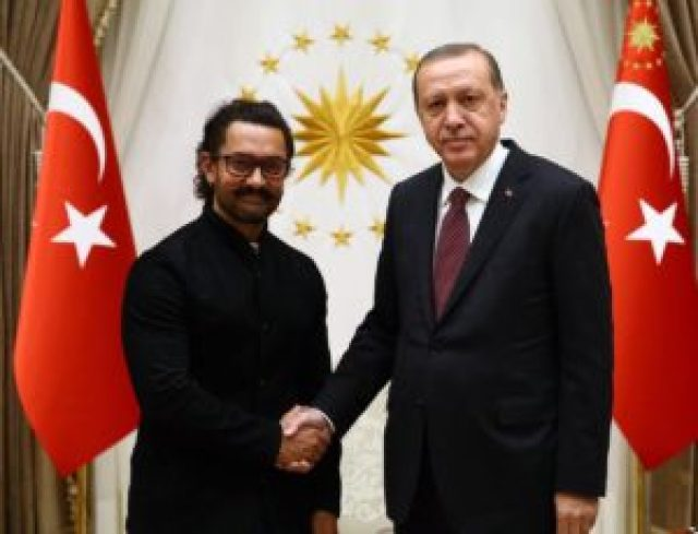 amir khan meets turkish president rajab tayyab
