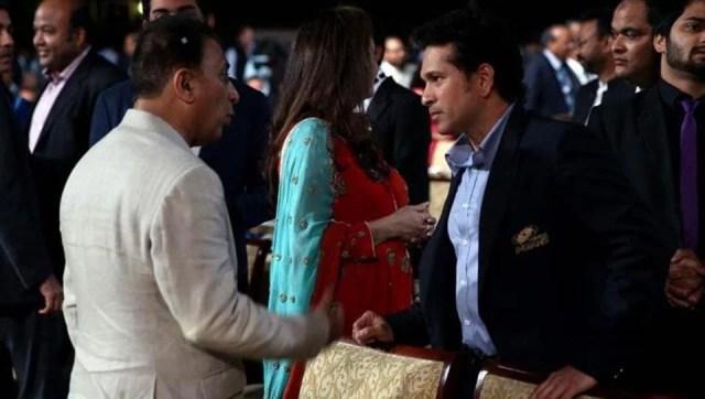 सुनील गावस्कर ने सचिन से कहा- ज़्यादा मत बढ़ाओ वसीम अकरम से दोस्ती