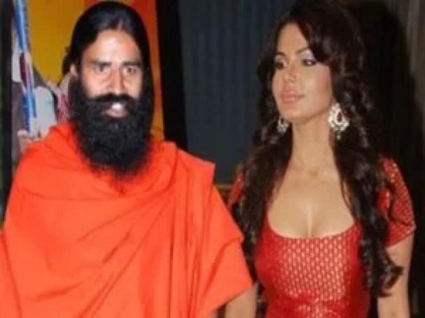 rakhi sawant wants to marry with baba ramdev
