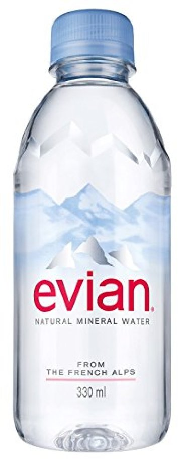 Image result for evian water