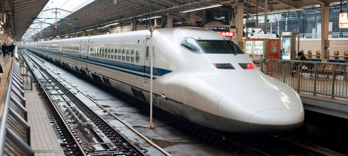 saudi arabia launch high speed train