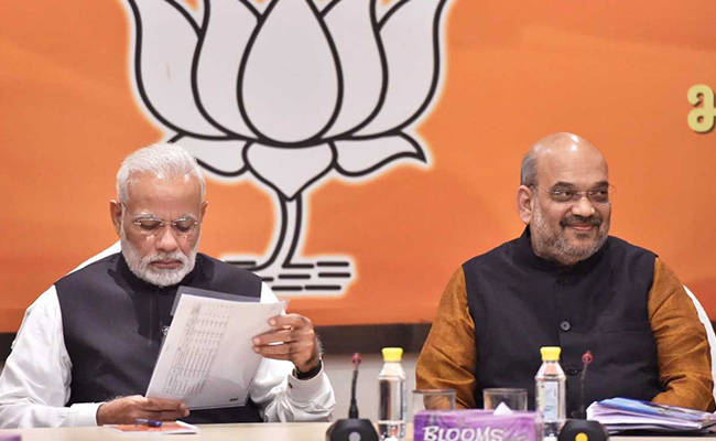 bjp releases first list gujarat elections