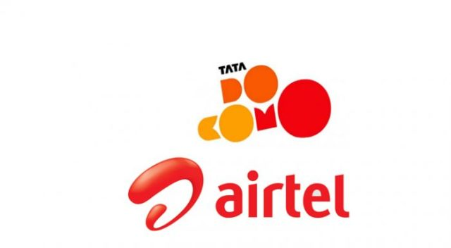 tata docomo टाटा डोकोमो merge with airtel