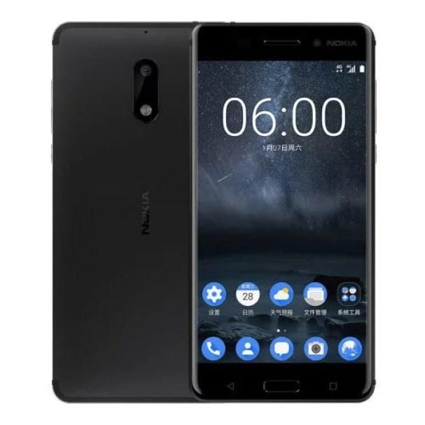 new nokia 6 smartphone स्मार्टफ़ोन launch