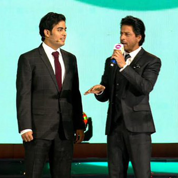 srk शाहरुख खान ask anant ambani salary