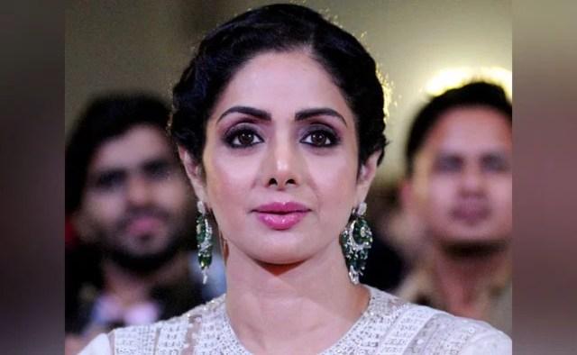 bollywood बॉलीवुड actress sridevi death