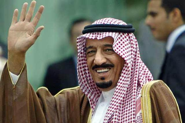 saudi सऊदी king shah salman against syria violence