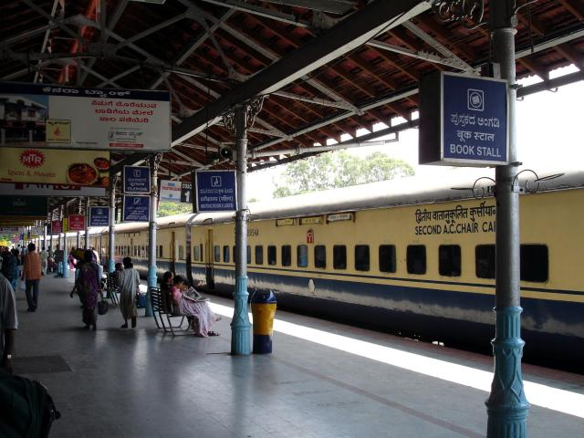 Image result for indian railways station
